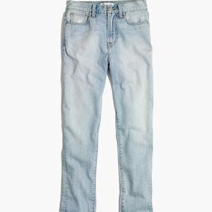 Madewell Perfect Summer Jean Fitzgerald Wash 25